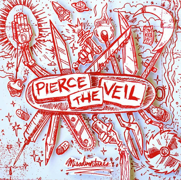 """PIERCE THE VEIL ANNOUNCES LEG ONE OF ITS GLOBAL """"THE MISADVENTURES TOUR"""" Exclusively For This Leg, Band Will Perform Its New Album, 'Misadventures,' In Sequence –  LOS ANGELES, CA - Thursday, April 7, 2016 - To celebrate the release of their fourth studio album, Pierce The Veil announces """"The 'Misadventures' Tour"""" where the band... #fearlessrecords #misadventures #piercetheveil"""
