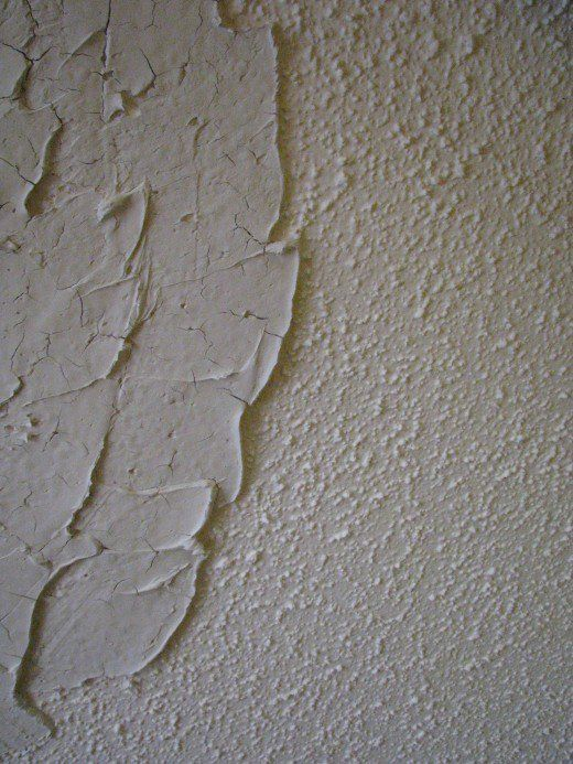 how to make old plaster walls look new
