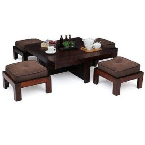 If You Want To Buy Designer And Stylish Wooden Coffee Table Online For Your Living Room