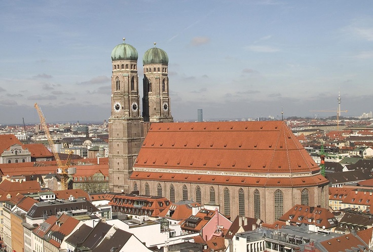 Frauenkirche #Muenchen