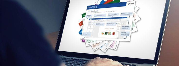 Office 2016 Ücretsiz Hızlı Kullanım Kılavuzları Çıktı! - Haberler - indir.com