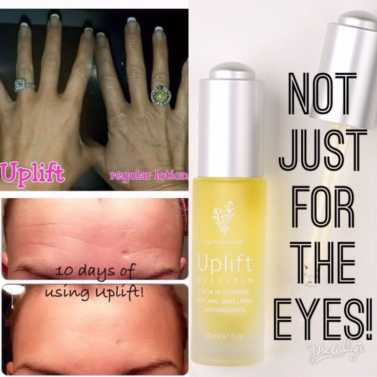 Uplift serum can be used other areas too! https://www.youniqueproducts.com/SavannahBall