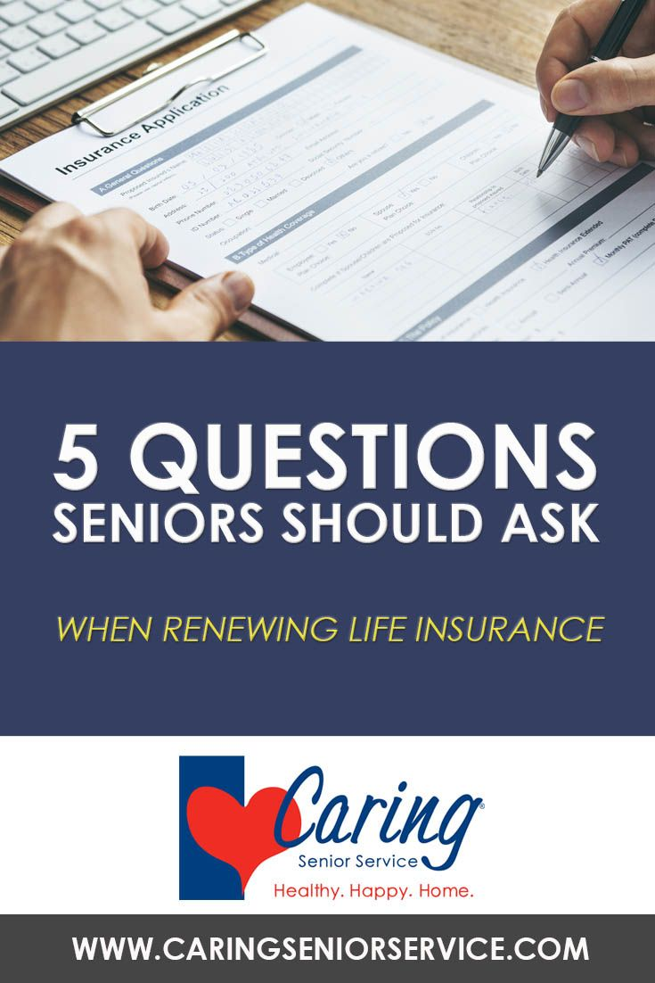 Here Are Five Questions You Should Ask Your Agent When Renewing Or
