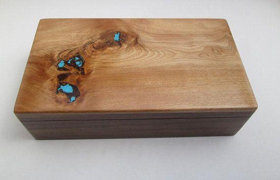 Jewellery box  custom trinket wooden box