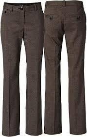 Resultado de imagem para calças sociais femininas de linho