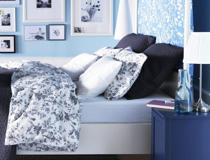 Ikea alvine kvist 2pc twin duvet cover 100 for Ikea comforter duvet cover