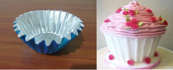 Molde cupcake grande