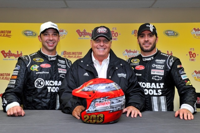 PHOTOS (May 12, 2012): Hendrick Motorsports wins 200th Cup race: Part one. More: http://www.hendrickmotorsports.com/news/photos/2012/05/13/Johnson-wins-200th-Cup-victory-for-Hendrick-Motorsports#.: 48 Jj, 48 Jimmie, 200Th Win, Team 48, Wins 200Th, Jimmie Johnson, 200Th Nascar