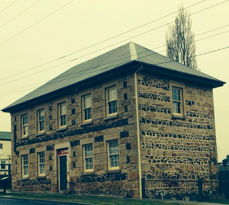 FINGAL VALLEY POST OFFICE. TASMANIA.