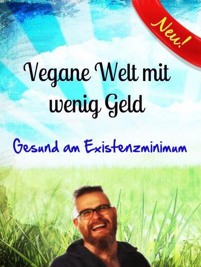 Das Buch ist der Beweis dass vegane Ernährung nicht nur preiswert ist, sondern auch für 140€ alle Nährstoffe gedeckt werden können!