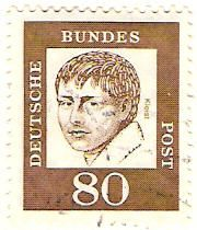 Literature on Stamps: Heinrich von Kleist