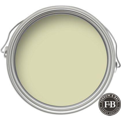 Farrow & Ball Modern No.206 Green Ground - Emulsion Paint - 2.5L