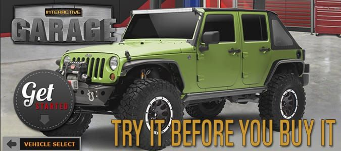 Jeep Parts And Accessories At Jeepersden Truck Accessories