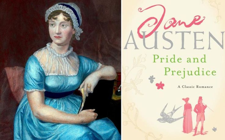 Pride And Prejudice - 30 great opening lines in literature. Jane Austen's Pride And Prejudice was published in 1813.