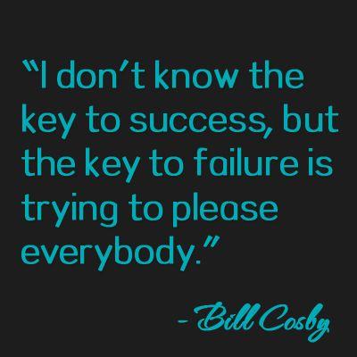 I love Bill Cosby :)