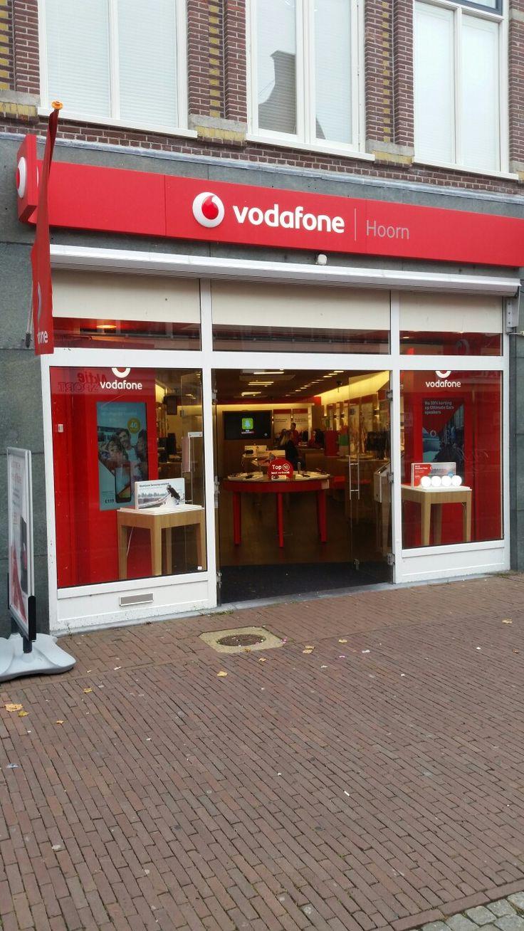 Servicedistributie: Vodafone, Een bedrijf dat gericht is op het bieden van service