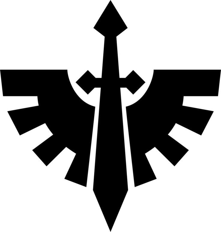 Adepta Sororitas Symbol
