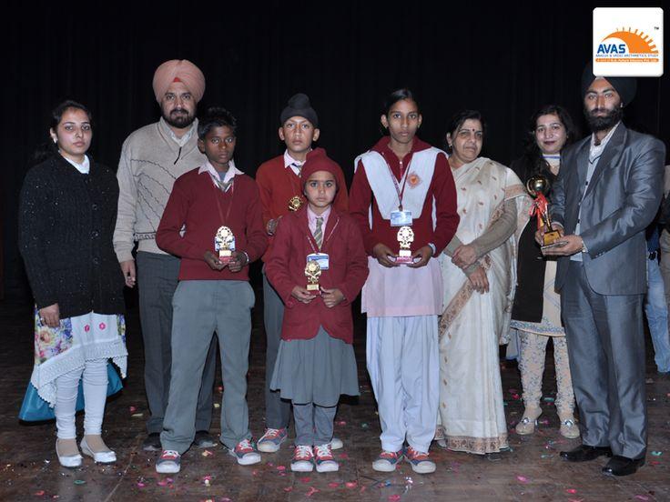 National Winners- Punjab