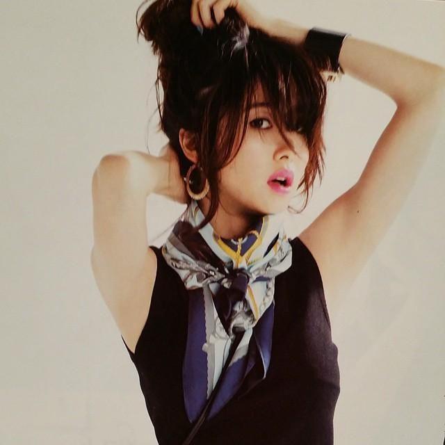 春先に♡スカーフのお洒落な巻き方で大人女子上級者へスキルアップ!の12枚目の写真 | マシマロ