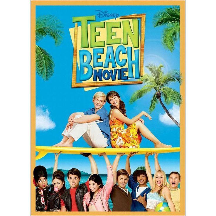 Teen Beach Movie (dvd_video)