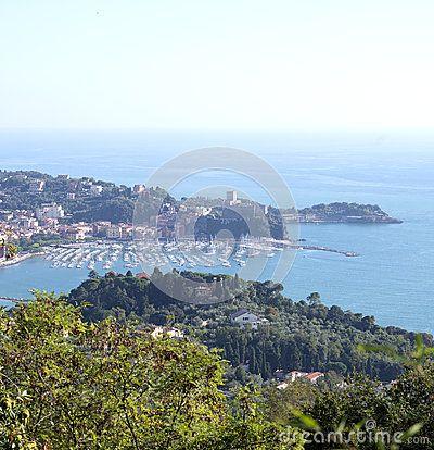 Lerici a very beautiful village near la spezia