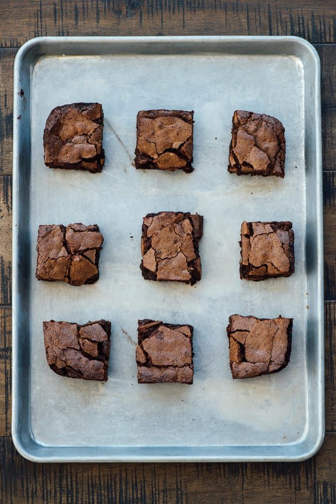 I Tested Famous Celebrity Brownie Recipes And Found The Best One