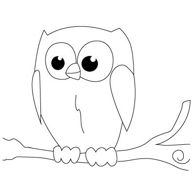 118 best drawing an owl images on pinterest drawings of for Cartoon owl sketch