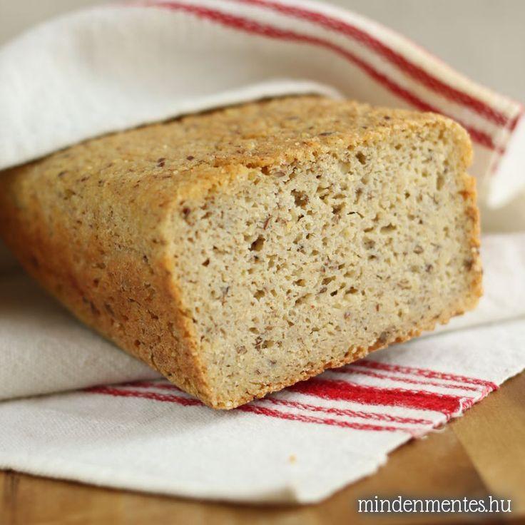Hát ez is megszületett: a teljes kiőrlésű, alacsony glikémiás indexű, gluténmentes kenyér, tojás és szója felhasználása nélkül. Igazából nem is hiányzott a kenyér. Mióta 2012 márciusában gluténmentesek lettünk, remekül bevált a lenmagos lepény meg a zablepény helyette, pedig annak idején egyébként nagyon szerettem kenyeret sütni. Tudtam, hogy ahhoz, hogy a kenyér megkeljen, vagyis az élesztővel...Read More »