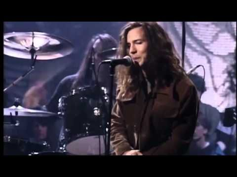 Pearl Jam - Black (Unplugged 1992) My Favorite Song of ALL TIME because Pearl Jam is the group I love the most.