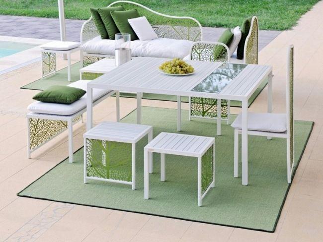 gartenmobel design weis | möbelideen, Gartengestaltung