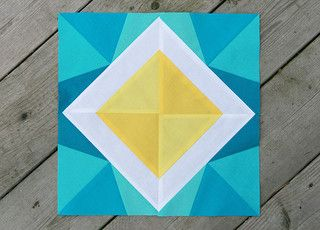 Starry Night Quilt Block Tutorial - paper pieced: Night Quilts, Blocks Tutorials, Celebrity Christmas, Quilts Blocks, Lemon Modern, Night Blocks, Lemon Quilts, Fresh Lemon, Starry Nights