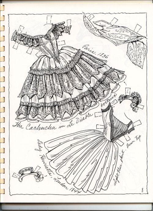 ballet book 2 by charles ventura next 6 pages dolls. Black Bedroom Furniture Sets. Home Design Ideas
