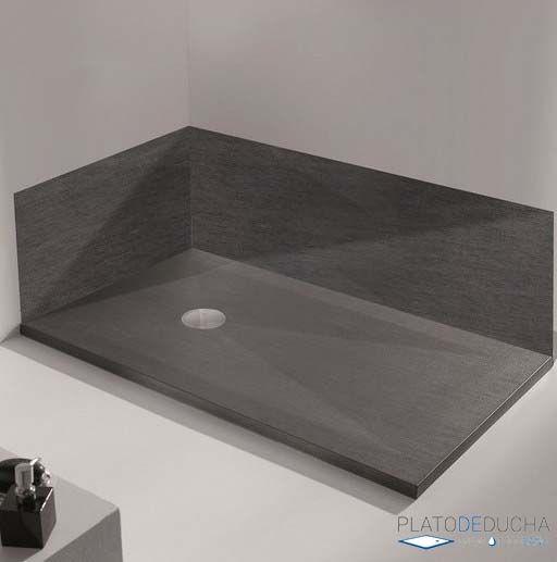 Los Paneles de Revestimiento son la mejor solución estética para cubrir el hueco que se deja al retirar una bañera y colocar un plato de ducha