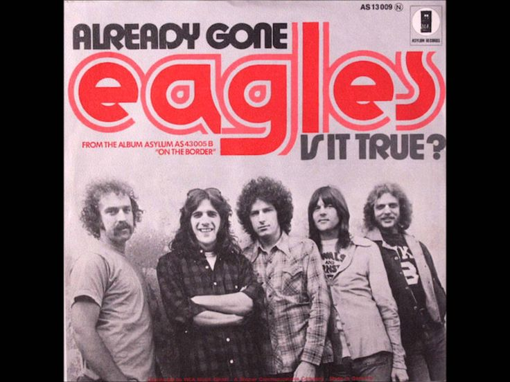 From 1974 and the Eagles -- Already Gone - lead vocal by Glenn Frey -- written by Jack Tempchin and Robb Strandlund