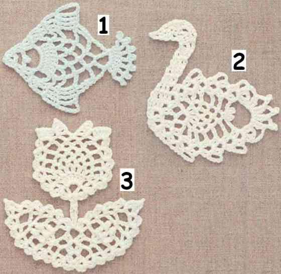 233 Best Crochet SWANS Images On Pinterest