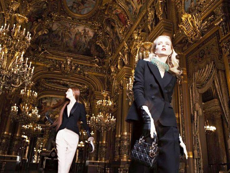 paris in the fall   2013 Dior Opera de Paris Fall collection image (1024 x 768)