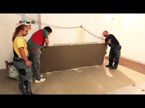 Specialisté na pokládání velkoformátových obkladů a dlažeb. – Promo Video koktejl z Plzně