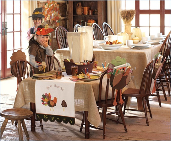 Top 25 ideas about fall thanksgiving tablescapes on for Pottery barn thanksgiving