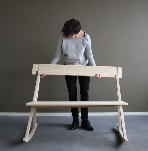 Sweet!....-rocking-bench-by-anna-quentin-