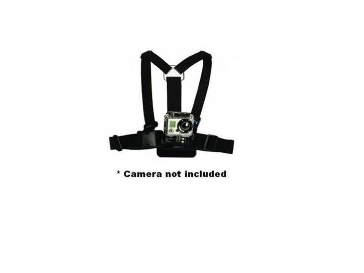GoPro - Chest Mount Camera Harness