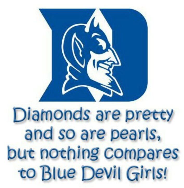 Blue Devil girls
