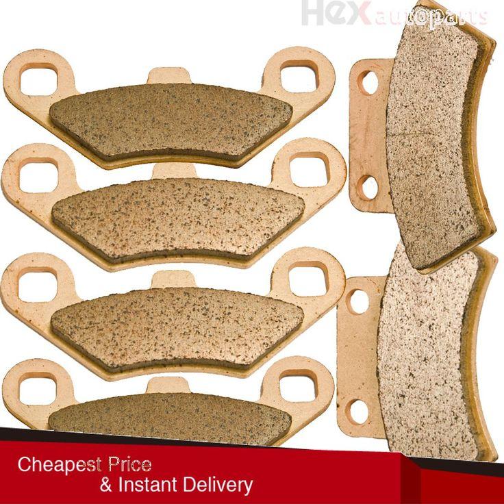 Best 25 best brake pads ideas on pinterest car service near me hex autoparts best front rear sintered brake pads for polaris 400 xplorer l 4x4 1995 fandeluxe Image collections