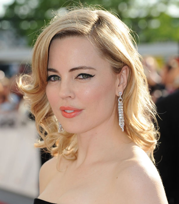 Melissa George at the BAFTA TV Awards; Make-up by M.A.C