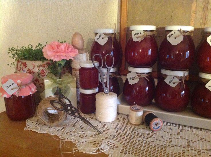 Jahůdková marmeláda