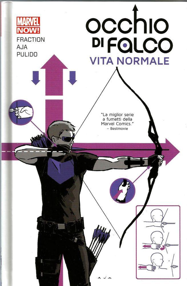 OCCHIO DI FALCO VOL. 1 : VITA NORMALE ED. PANINI COMICS