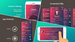 Professional App Promo