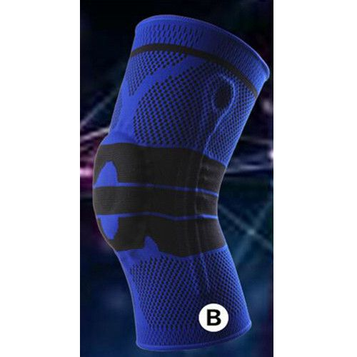 1 Pcs Silicone KneePads Sports Safety Football Basketball Tape Snowboard Tactical Knee Support/Pads Calf Knee Protection