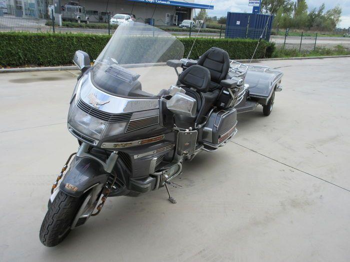 Honda gl1500 Wartungshandbuch herunterladen