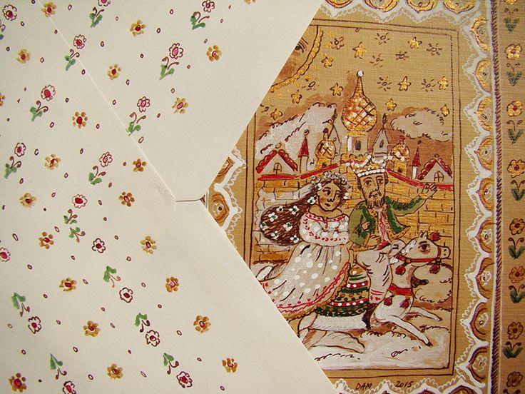 Wedding card, by Naart.ro http://naart.ro/en/