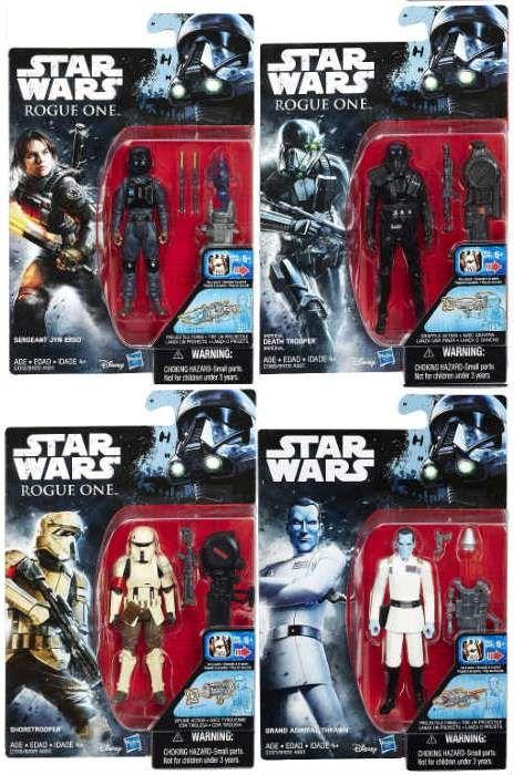 ToyzMag.com » Rogue One, les images de la wave 3 des figurines Star Wars